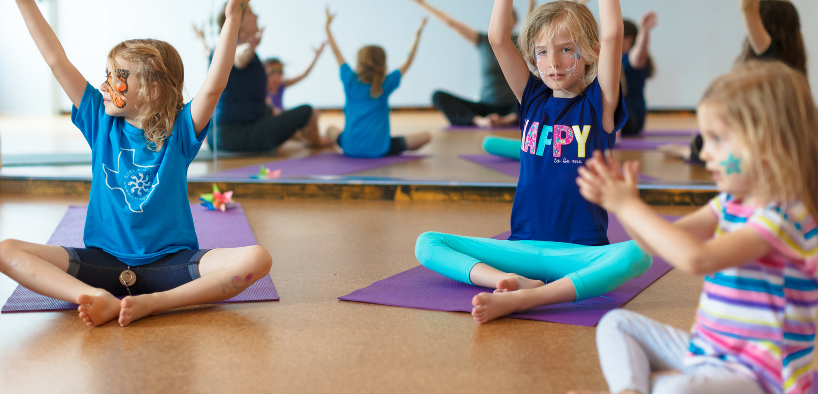Who is Bliss Kid Yoga?